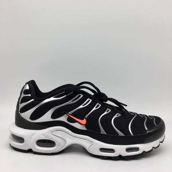 Nike Air Max Plus Tn 'Black Orange'